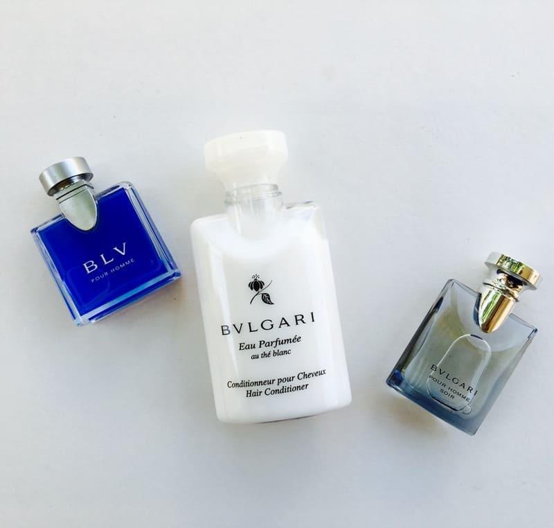 BVLGARI Eau Parfumèe Au Thé Blanc Hair Conditioner