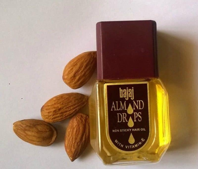 Bajaj Almond Drops Hair Oil Review