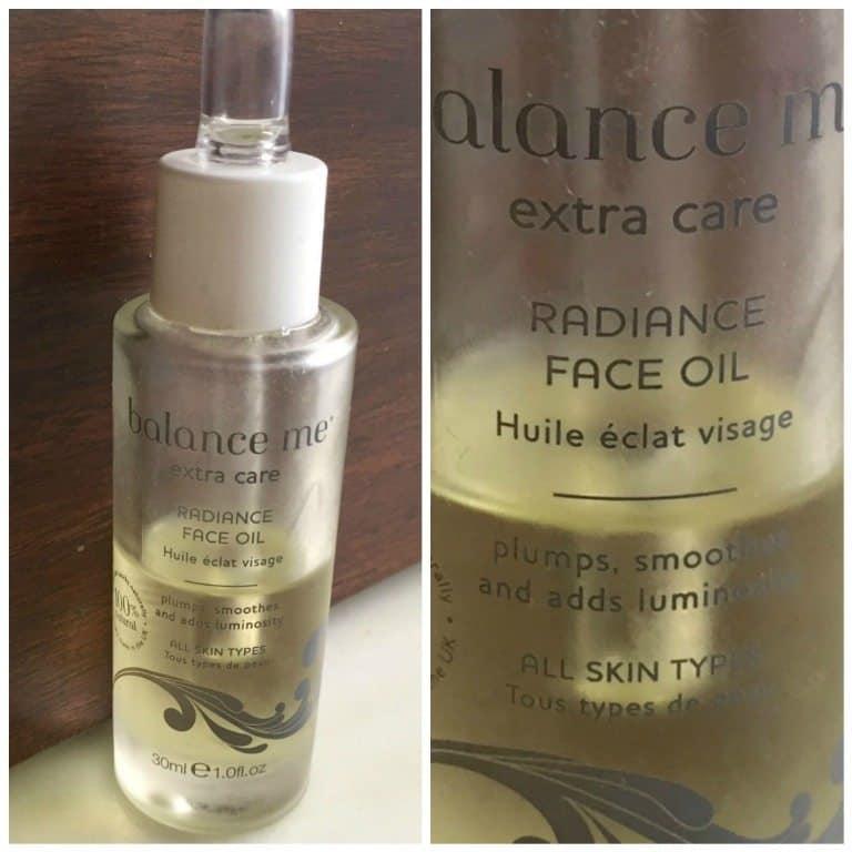 Balance Me Radiance Face Oil 4