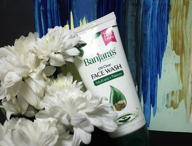 Banjaras Oil Clear Facewash with Neem + Multani Mitti Banjaras Oil Clear Facewash with Neem + Multani Mitti Banjaras Oil Clear Facewash with Neem + Multani Mitti