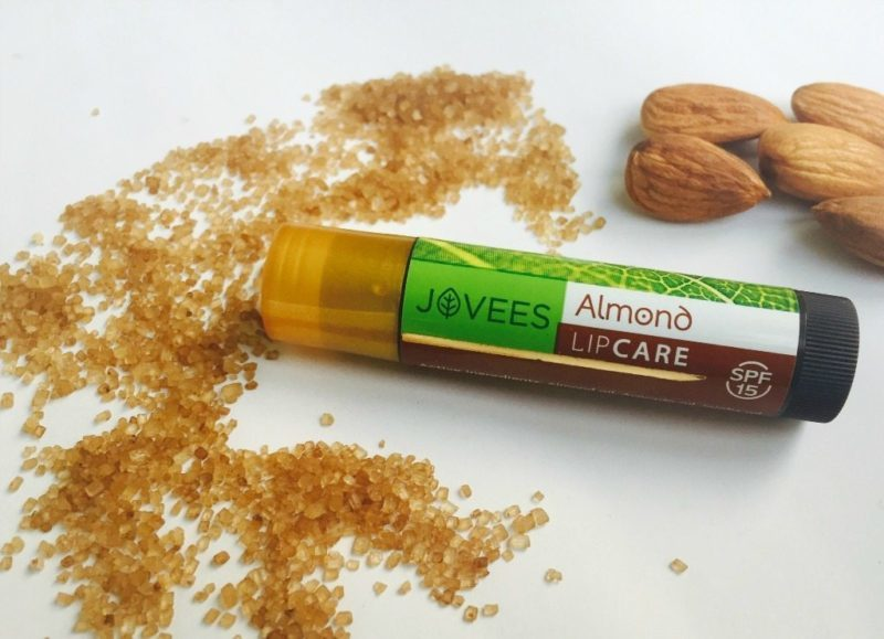Jovees Almond Lip Care Review