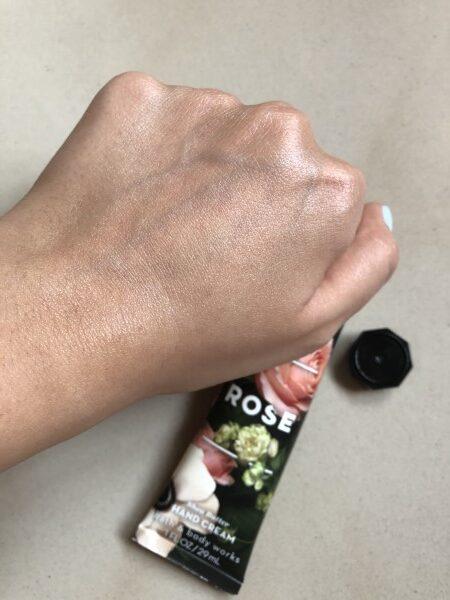 Bath & Body Works Rose Hand Cream 2