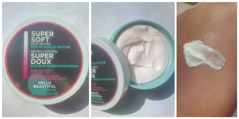 Bath and Body Works Hello Beautiful Super Soft Body Butter