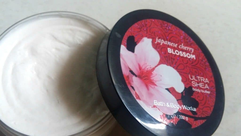 Bath and Body Works Japanese Cherry Blossom Body Butter 3