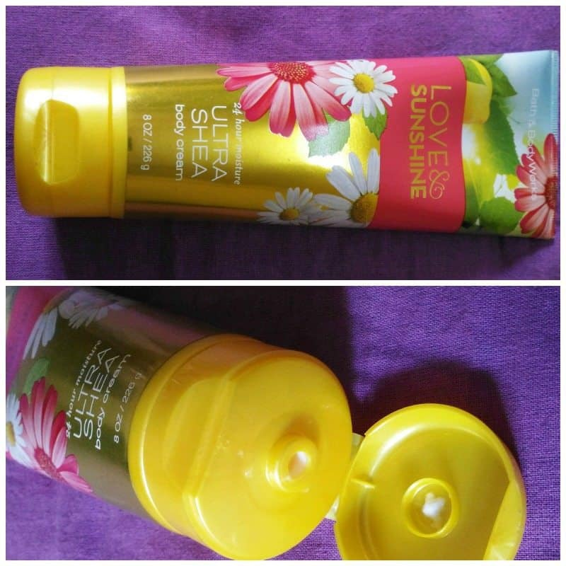 Bath and Body Works Love and Shine Ultra Shea Body Cream 5Bath and Body Works Love and Shine Ultra Shea Body Cream 5