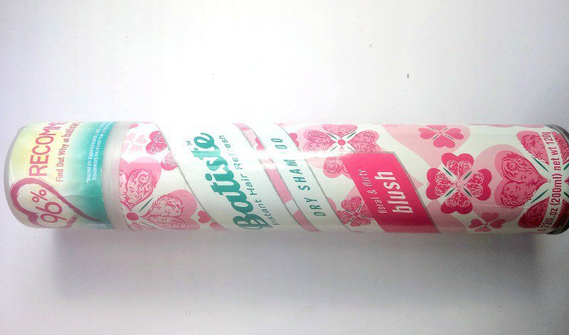 Batiste Dry Shampoo Floral and Flirty Blush