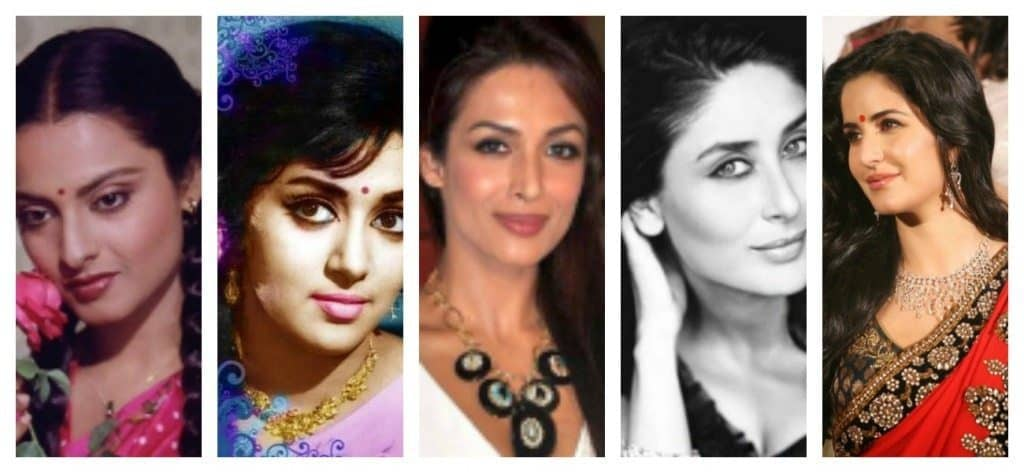Beauty Secrets of Bollywood Actresses