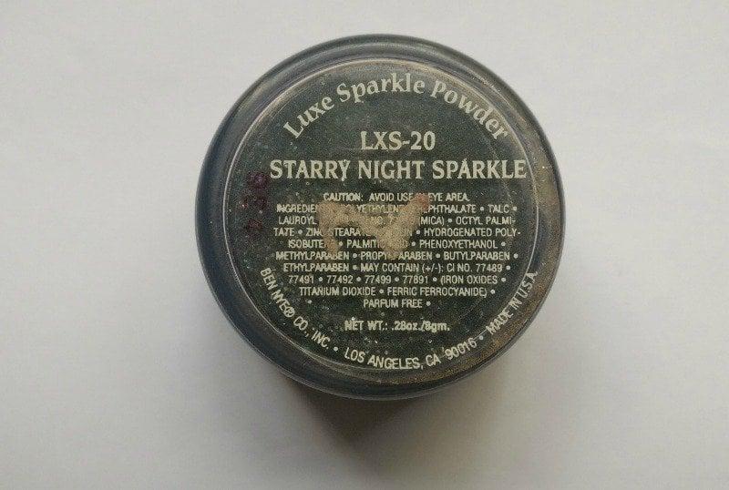 Ben Nye Makeup Luxury Powder Starry Night 1