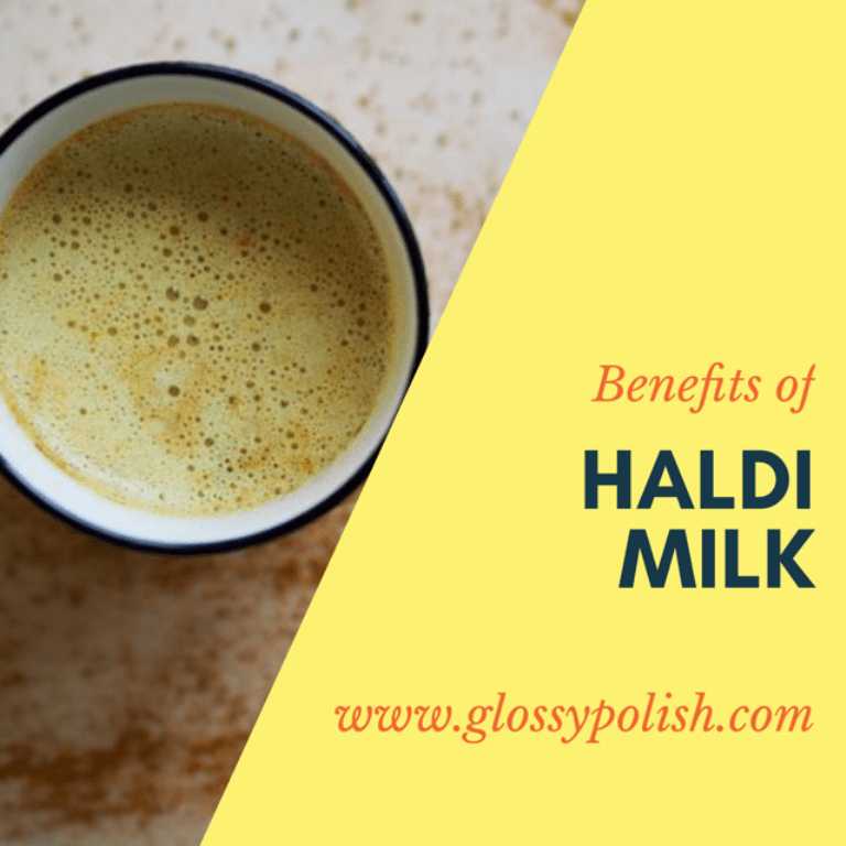 Benefits of Haldi Milk