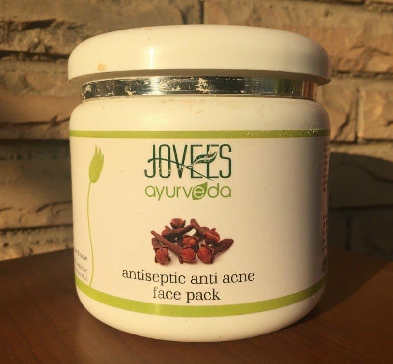 Best Face Pack for Pimples Jovees Anti Acne Face Pack  3