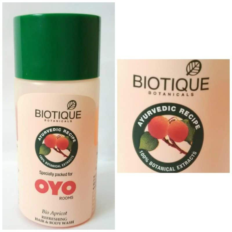 Biotique Bio Apricot Refreshing Body Wash Review 2