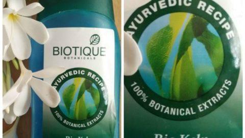 Biotique Bio Kelp Protein Shampoo for Falling Hair Intensive Hair Growth Treatment 5