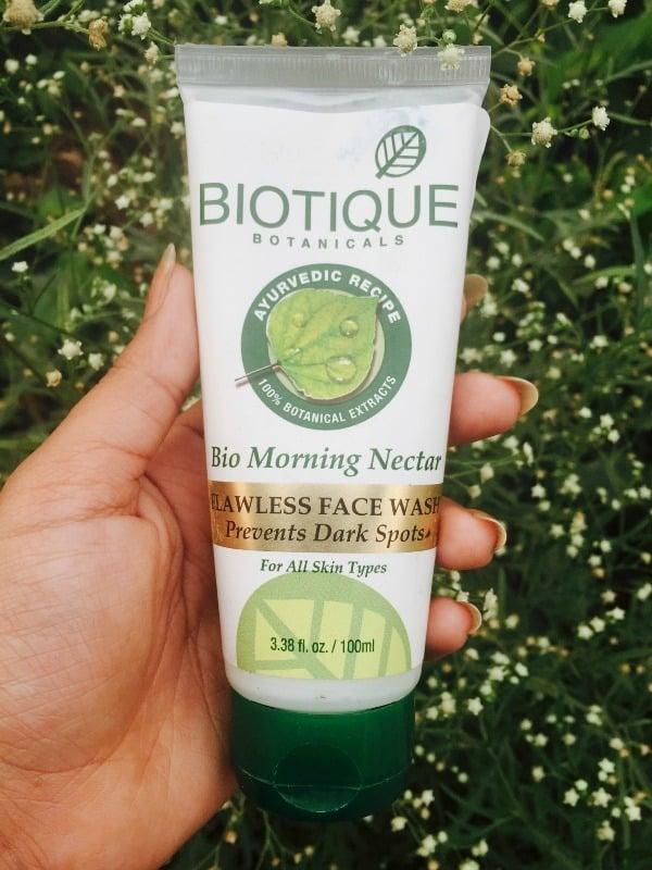 Biotique Bio Morning Nectar Flawless Face Wash