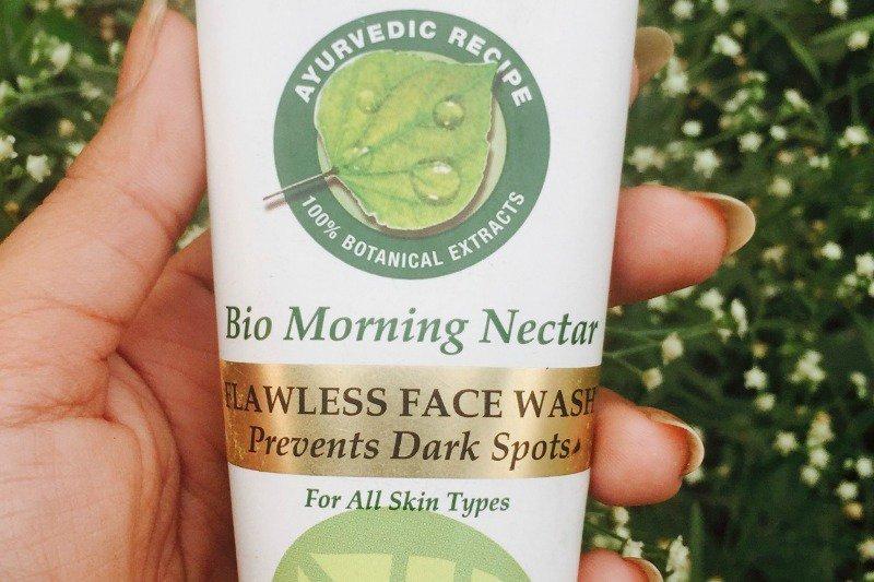 Biotique Bio Morning Nectar Flawless Face Wash 1