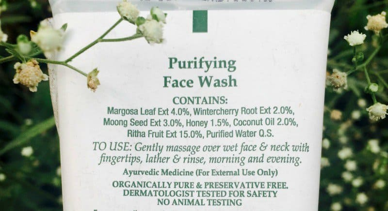 Biotique Bio Morning Nectar Flawless Face Wash 2