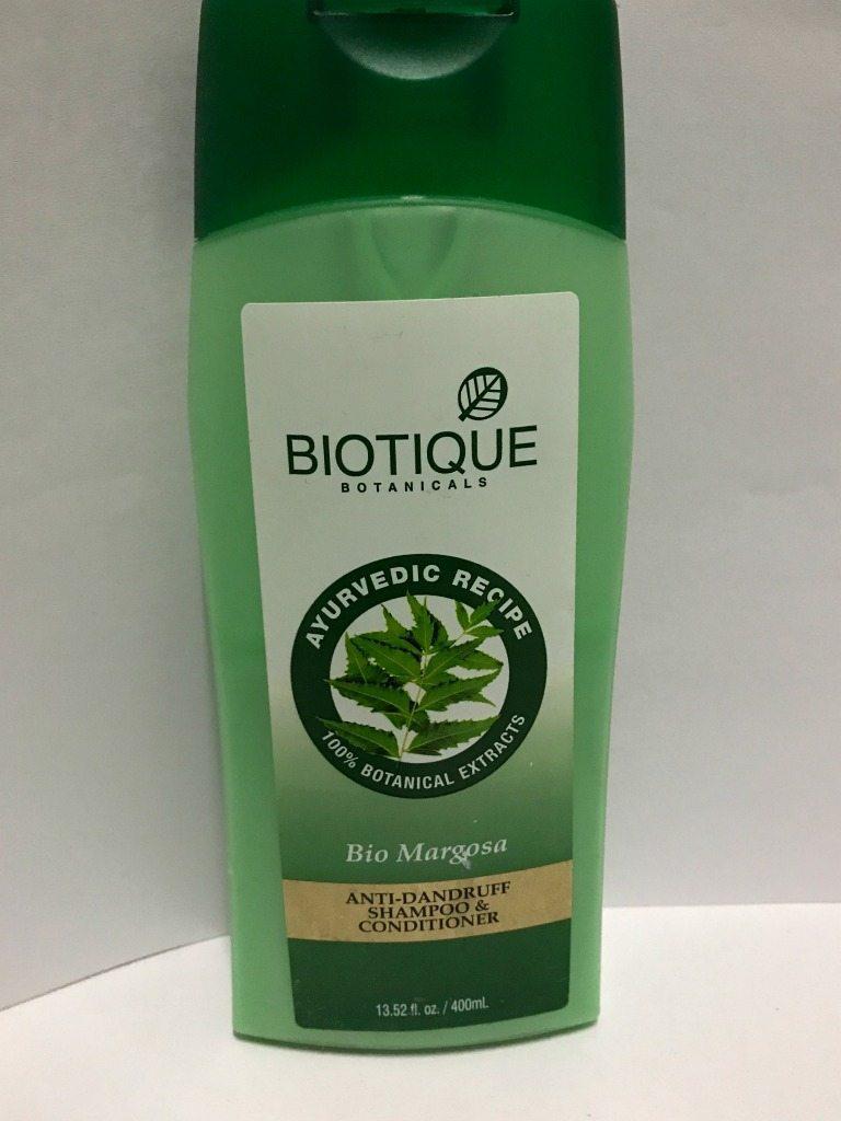 Biotique Botanicals Bio Margosa Anti Dandruff Shampoo