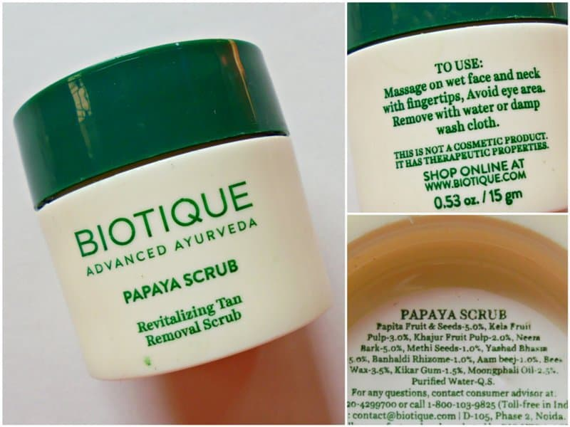 Biotique Facial Kit Party Glow 5