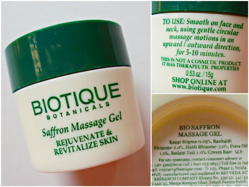 Biotique Facial Kit Party Glow 6