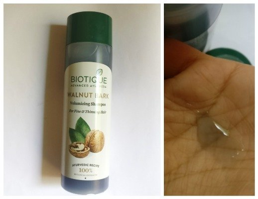Biotique Walnut Bark Shampoo