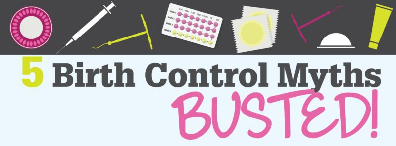 Common Birth Control Myths That Can Lead To Pregnancy