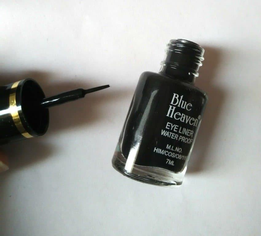 Blue Heaven Water Proof Eyeliner Review 2