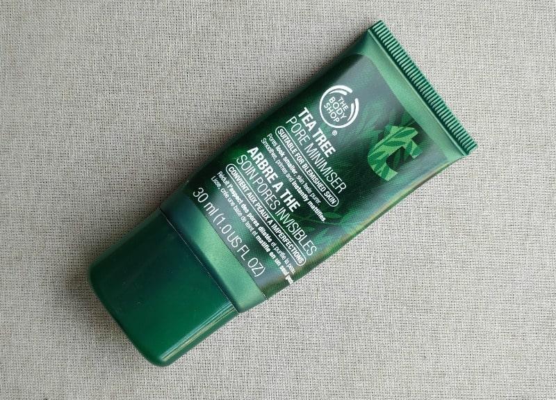 Body Shop Tea Tree Pore Minimizer