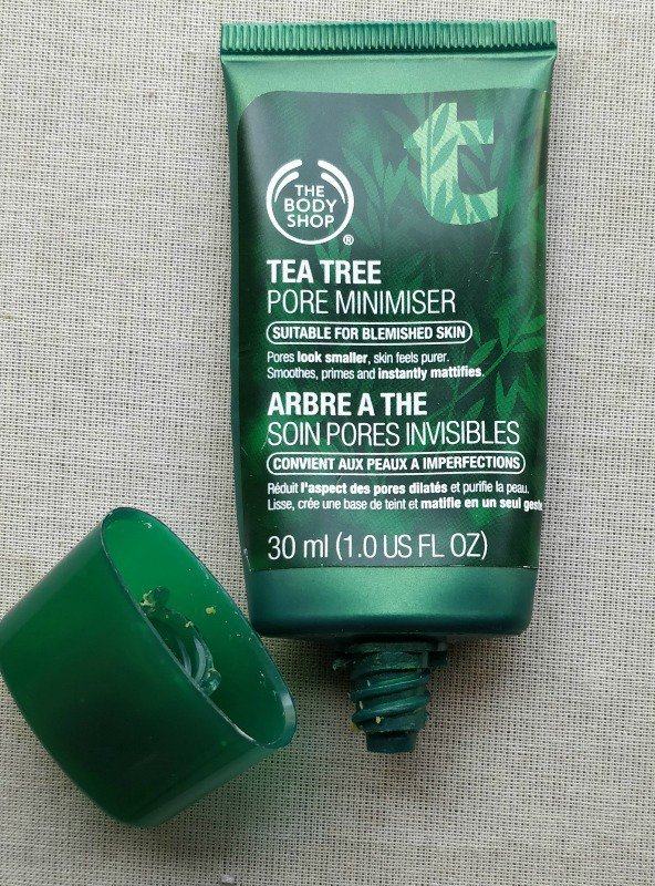 Body Shop Tea Tree Pore Minimizer 1