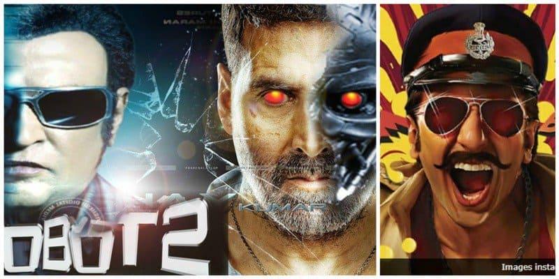 Bollywood Update : ROBOT 2 , Simmba and Madhuri 5