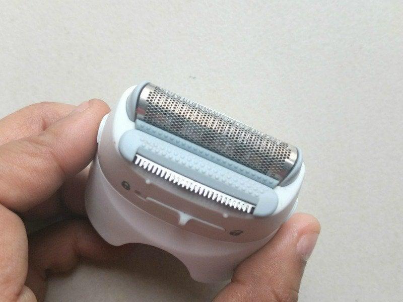 Braun Silk Epil 7 7-561 Wet And Dry Cordless Epilator 3