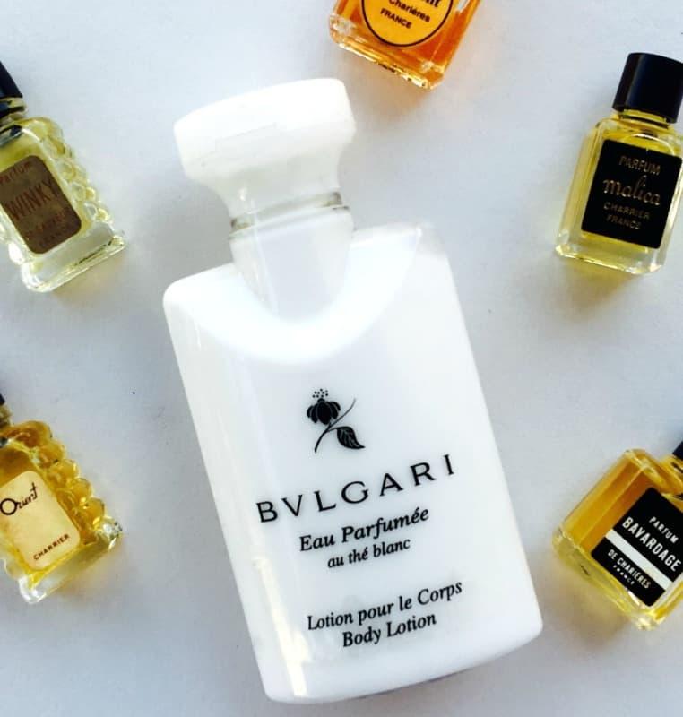 Bvlgari Eau Parfumèe Au Thé Blanc Body Lotion