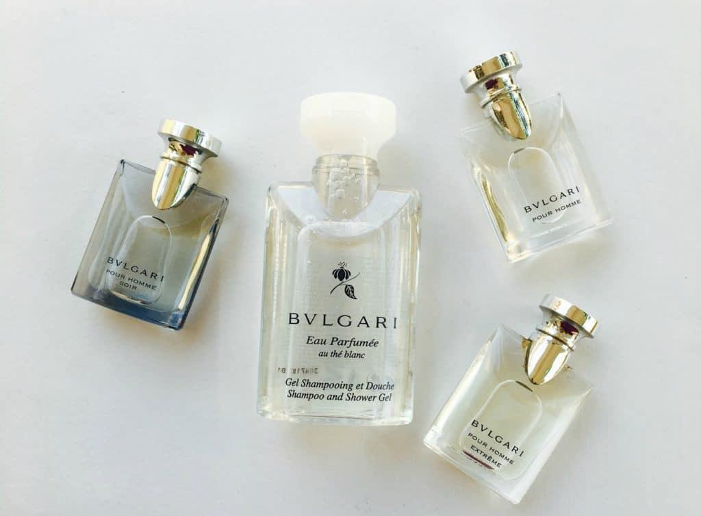 Bvlgari Eau Parfumèe Au the Blanc Shampoo & Shower Gel