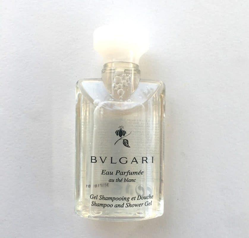 Bvlgari Eau Parfumèe Au the Blanc Shampoo & Shower Gel  1