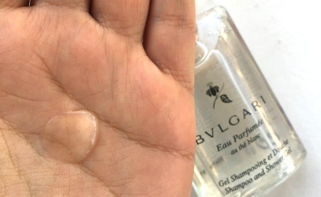 Bvlgari Eau Parfumèe Au the Blanc Shampoo & Shower Gel  2