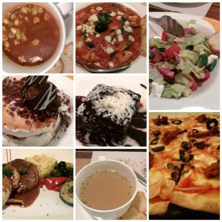 Caffe Tonino Delhi Review