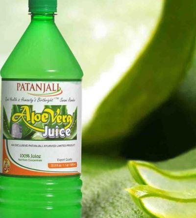 Patanjali Aloe Vera Juice - My Personal Experience