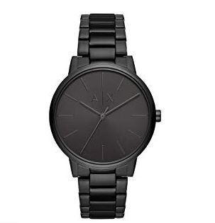Armani Exchange CaydeAnalog Black Dial Men's Watch - AX2701