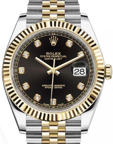 Rolex Datejust 41
