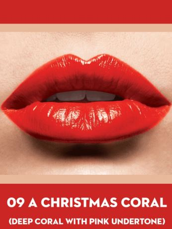# SUGAR Never Say Dry Creme Lipstick A Christmas Coral