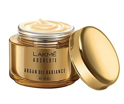Lakme Absolute Argan Oil Radiance oil-in Gel