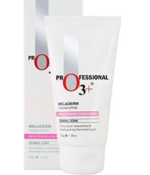 O3+ Dermal Zone Meladerm Brightening & Whitening Cream SPF40