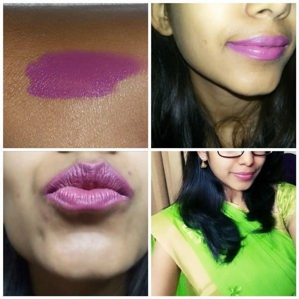 Chambor Extreme Wear Transferproof  Liquid Lipstick  Fall In Rose 404 4