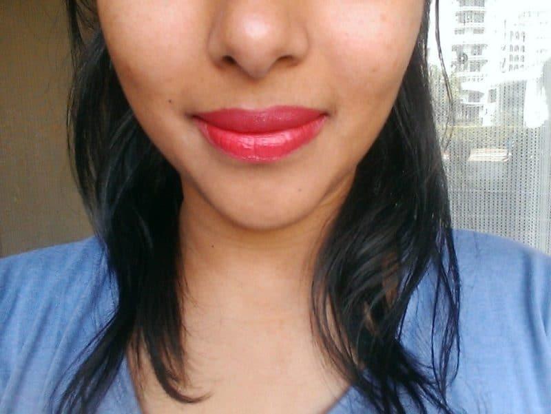Chambor Powder Matte Lipstick Rubis Rouge 2