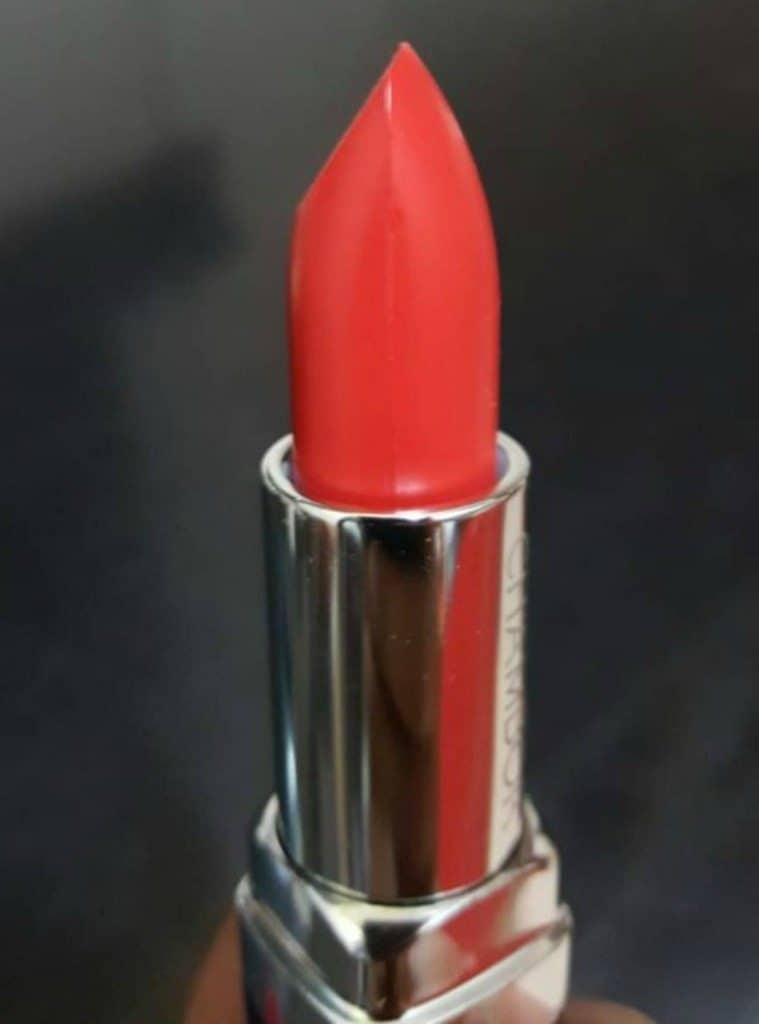 Chambor Powder Matte Lipstick Rubis Rouge 3