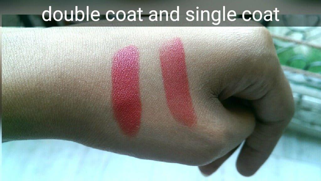 Chambor Powder Matte Lipstick Rubis Rouge 6