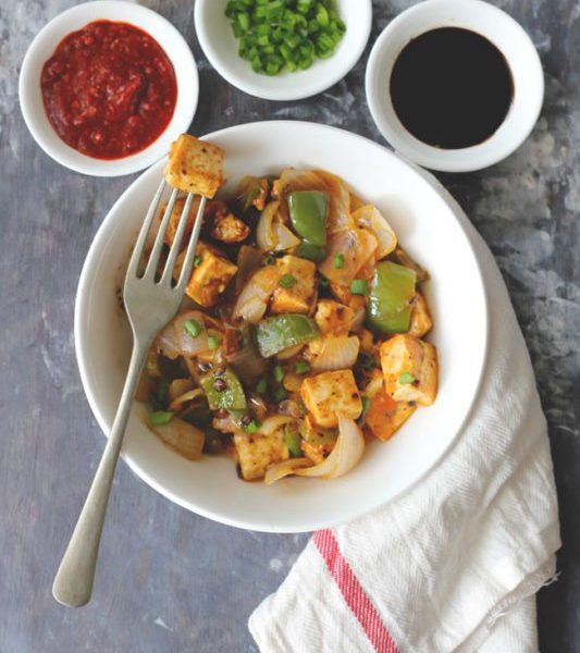 Chili Paneer Recipe