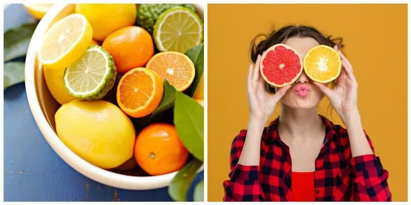 Citrus Fruits Maybe Your BEAUTY Best Friends 5