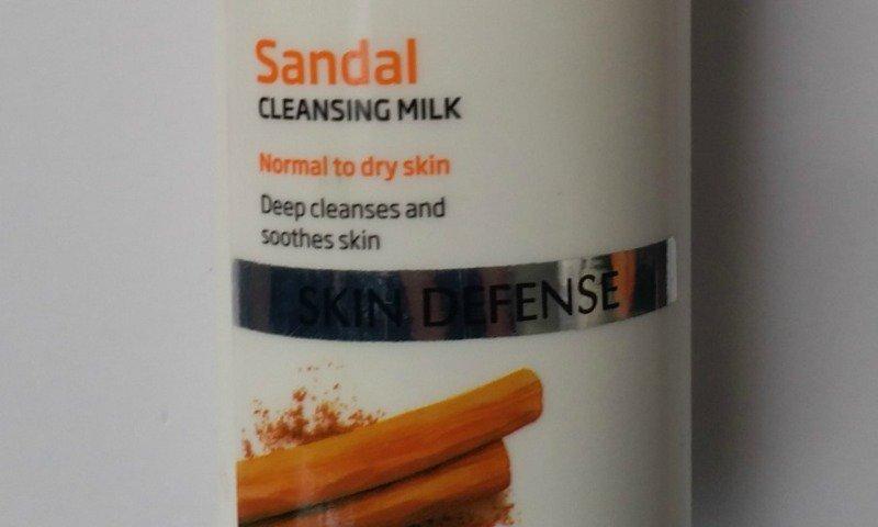 Cleansing Milk VLCC Sandal Review 1