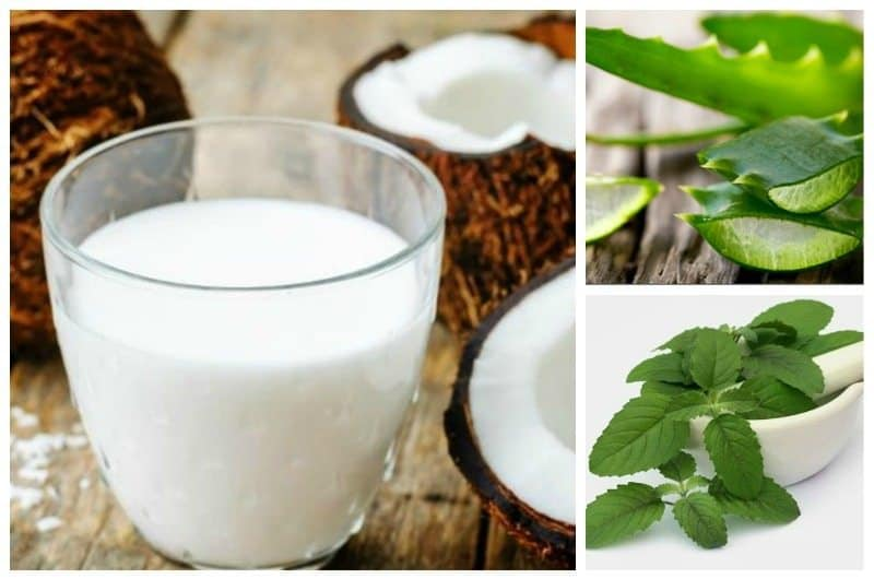 Coconut Milk for Beautiful Hair 4