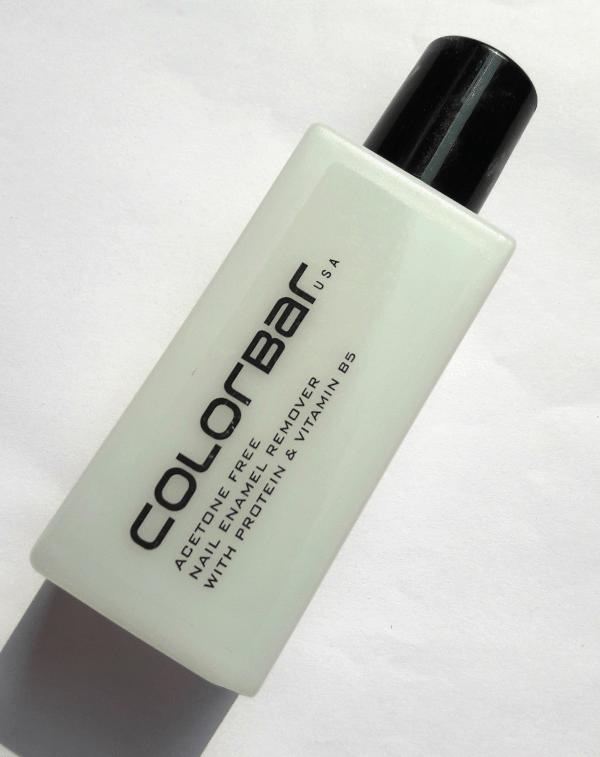ColorBar Acetone Free Nail Enamel Remover