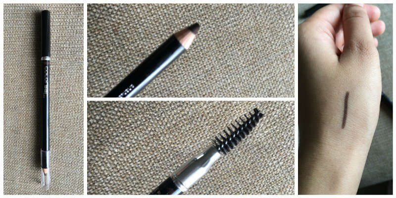 Colorbar Stunning Brow Pencil Chestnut